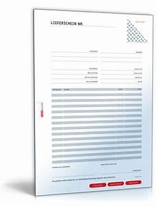 Lieferschein Muster : lieferschein ausf llbares muster zum download formblitz ~ Themetempest.com Abrechnung