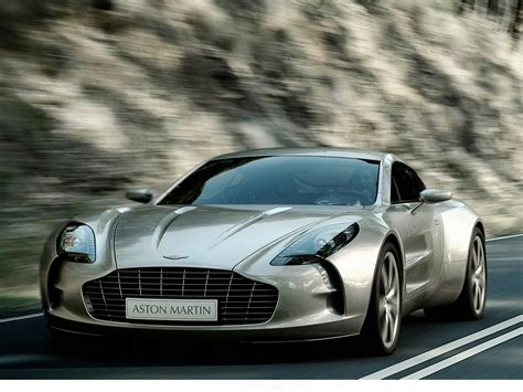 Aston Matin Car : Aston Martin One-77