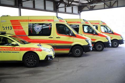 Ārkārtas medicīniskā situācija un izrietošā rīcība - LV ...