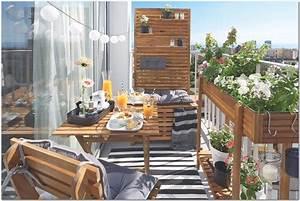 Balkon Gestalten Ideen : kleiner balkon gestalten ideen hauptdesign ~ Lizthompson.info Haus und Dekorationen