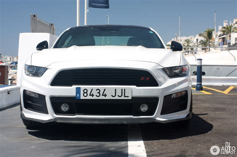 stage 1 voiture ford mustang roush stage 1 2015 14 juillet 2018 autogespot