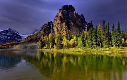 4k Nature Mountain Landscape Forest Lake Wallpapers