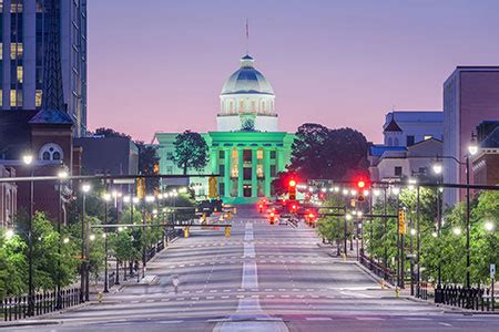 Capitol State Montgomery Alabama
