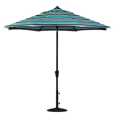 9 Ft Patio Umbrella Frame by Home Decorators Collection 9 Ft Auto Tilt Patio Umbrella