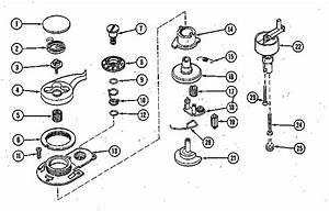 Argus C44r Parts Guide  Wind Mechanism And Rewind Crank