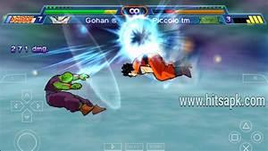 Dragon Ball Z Shin Budokai Iso Usa U2019 Psp For Android