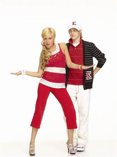 Sharpay Musical Ryan Disney Evans Characters Troy