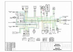 Electric Mobility Wiring Diagram