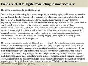 top 5 digital marketing manager cover letter samples With cover letter for digital marketing manager