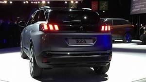 Future 3008 Peugeot 2016 : peugeot 3008 2016 ya tenemos las im genes oficiales ~ Medecine-chirurgie-esthetiques.com Avis de Voitures