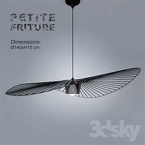 D models ceiling light petite friture vertigo pendant