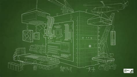 diy blueprint wallpaper geforce