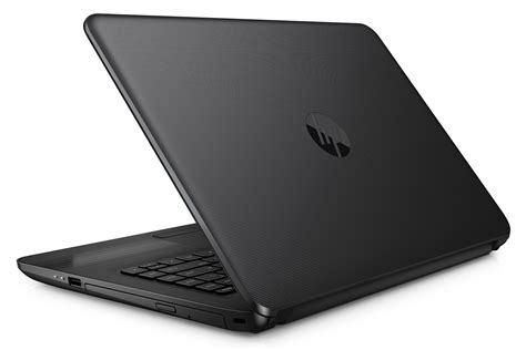 "14"" HP 14-AN006AU AMD E-Series Laptop (Black) Images at ..."