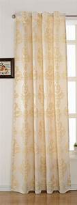 Vorhänge Silber Glänzend : vorhang jacquard gardine schlaufen barock lurex garn gl nzend 20455 ebay ~ Whattoseeinmadrid.com Haus und Dekorationen
