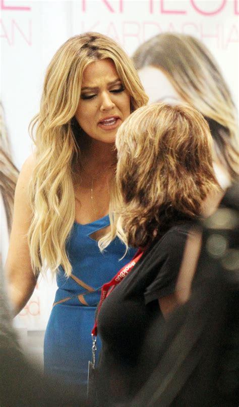 Khloe Kardashian - BookCon in New York City, May 2015 ...