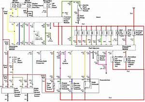 2000 Ford Ranger Stereo Wiring Diagram - Database