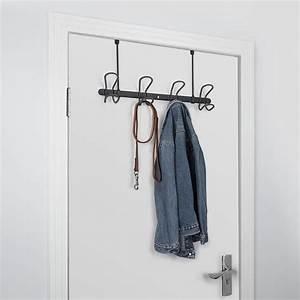 Patère Porte Manteau : porte manteau mural design lasso pat re 4 crochets umbra ~ Melissatoandfro.com Idées de Décoration