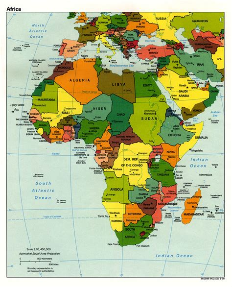 african studies center africa country maps