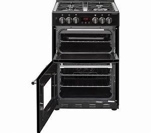 Buy BELLING Farmhouse 60DF Dual Fuel Cooker Black Free