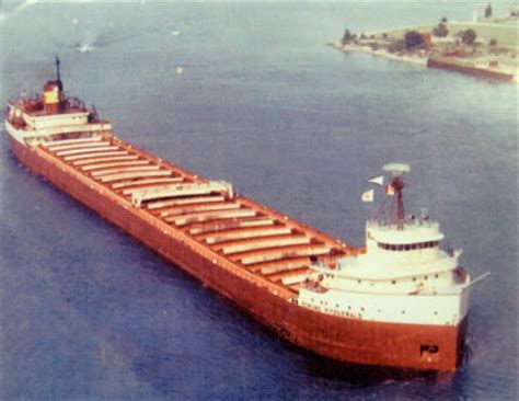 life on the open road the wreck of the edmund fitzgerald