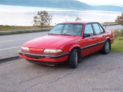 how cars run 1989 pontiac sunbird auto manual 1994 pontiac sunbird sedan specifications pictures prices