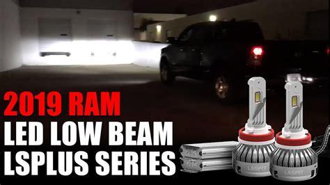 ram  big horn   install led headlight bulb