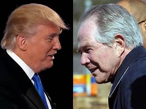 Christian conservative Robertson to interview Donald Trump