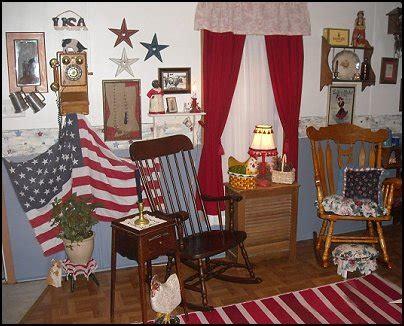 Decorating theme bedrooms Maries Manor: americana