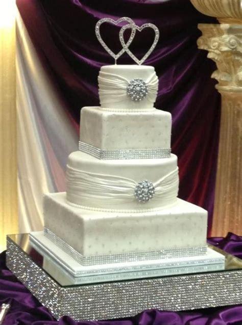 bling wedding cakes a bling wedding cake wedding ideas wedding