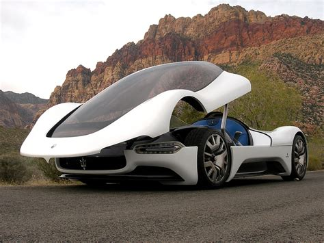 maserati pininfarina concept car of the week pininfarina maserati birdcage