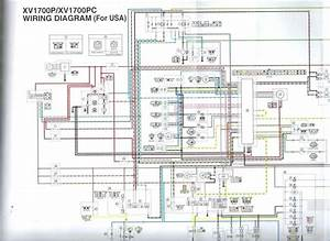 Image Result For 2007 Yamaha Road Star Wiring Diagram From