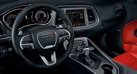 dodge challenger interior the wheel 2017 dodge challenger r t business
