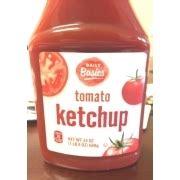 Daily Basics Tomato Ketchup: Calories, Nutrition Analysis ...