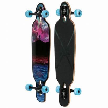 Longboards Galaxy Db Longboard Simtek Lt
