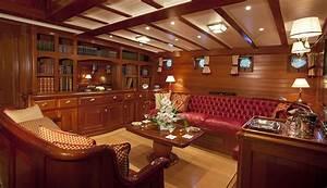 Yacht De Luxe Interieur : int rieur luxe voile et voilier photos les cabines bord du yacht de luxe voile elena ont ~ Dallasstarsshop.com Idées de Décoration