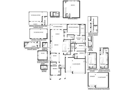 david weekley floor plans houston david weekley s roth model showcases one story