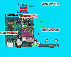 Mobile  Nokia 6300  3500  3110c Mic Ways Nokia 6300  3500  3110c Mic Ic Jumper Nokia 6300  3500  3110c