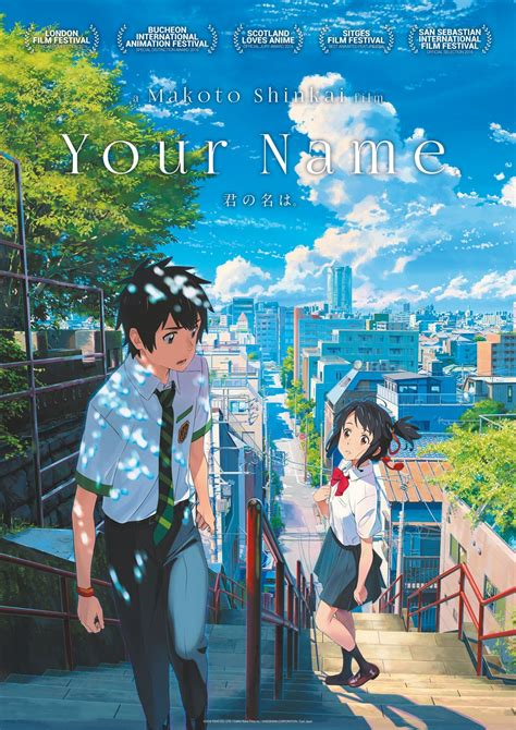 Your Name | Blu-ray | Free shipping over £20 | HMV Store