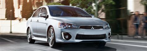 The 2017 Mitsubishi Lancer Has Arrived In Chicago