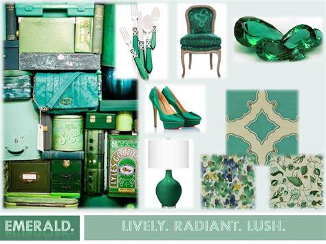 color trend emerald interior decorator  jersey