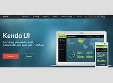 12 Best jQuery Based UI Frameworks for Web Designers FromDev
