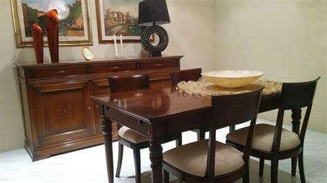 tavoli sala da pranzo allungabili offerta tavolo sedie e credenza le fablier tavoli a