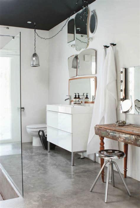 espejos sin marco vintage  actuales  decorar tus