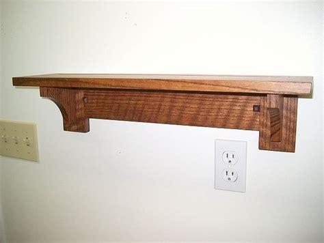 mission arts crafts style plate shelf  max  lumberjockscom woodworking community