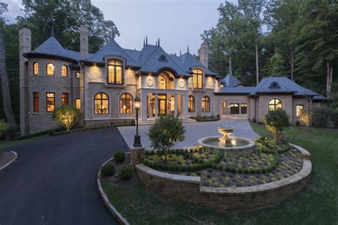 .9 Million 15,000 Square Foot Newly Built French