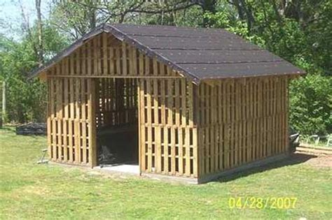 build  shed  pallets  pallets