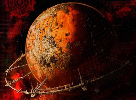 Mars | Warhammer 40k | FANDOM powered by Wikia