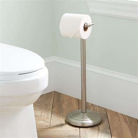 Standing Tissue Holder   Bathroom