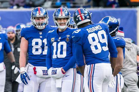Do The New York Giants Need To Tweak Their Uniforms?