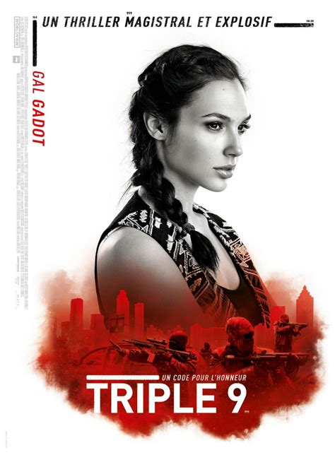 nuevos posters pelicula triple  tvcinews